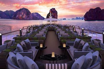Ra mắt du thuyền Paradise Grand trên Vịnh Lan Hạ
