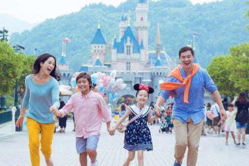 Gợi ý địa điểm lý tưởng dành cho chuyến du lịch gia đình