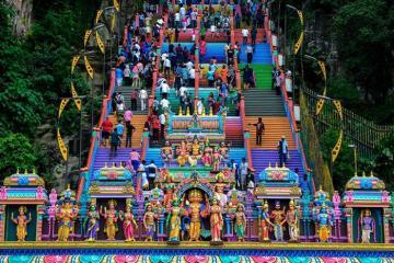 Thong dong với lịch trình du lịch Kuala Lumpur trong 48 giờ