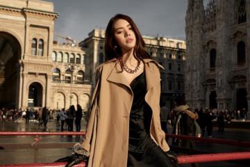 Hoa hậu Jolie Nguyễn vi vu qua 5 nước trong chuyến du lịch Châu Âu cùng mẹ