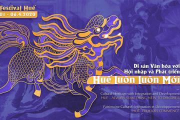 Lùi thời gian tổ chức Festival Huế đến tháng 8 do dịch bệnh Covid-19
