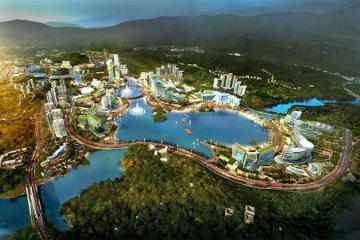 Quảng Ninh công bố kế hoạch xây dựng Khu kinh tế Vân Đồn tầm nhìn đến năm 2040