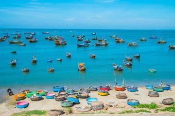 Chiêm ngưỡng những ngôi làng đẹp như tranh vẽ ở Việt Nam