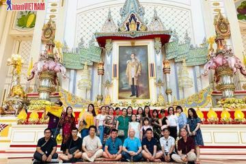 Tour du lịch Thái Lan 5 ngày trọn gói, khám phá Bangkok - Pattaya giá chỉ từ 3,9 triệu đồng