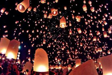 Ngoài Tết Songkran, đây là những lễ hội tại Chiang Mai sôi động nhất không nên bỏ qua năm 2020