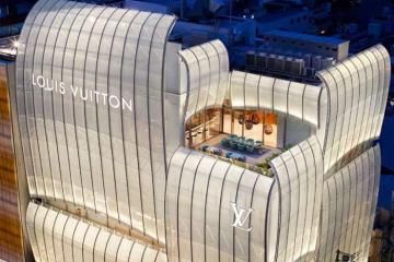 Khi những ông lớn thời trang Louis Vuitton hay Dior 'lấn sân' lĩnh vực nhà hàng