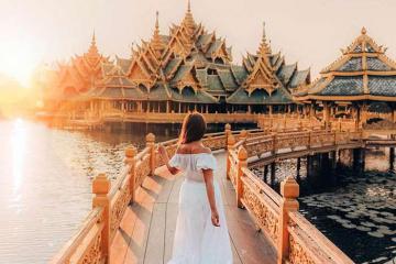 Điểm danh những ngôi chùa Châu Á nổi tiếng đẹp và linh thiêng cho chuyến hành hương đầu năm
