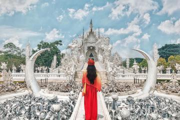 3 ngôi đền ở xứ sở Chùa Vàng sở hữu kiến trúc ấn tượng nhất