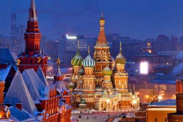 Tour du lịch Nga thưởng ngoạn mùa xuân giá chỉ từ 39,9 triệu đồng