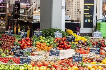 Ghé thăm 5 khu chợ nổi tiếng nhất khi du lịch Paris