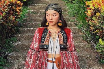 Mix & match phong cách thời trang Boho cho nàng đam mê du lịch