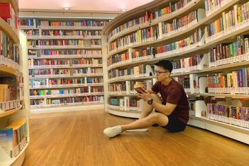 Những thư viện sống ảo đẹp nhất Singapore: Sách hay mà cảnh cũng diệu