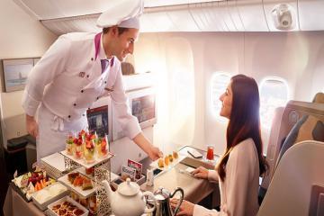 Thức ăn thừa sau mỗi chuyến bay sẽ đi về đâu?