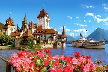Thụy Sĩ - quốc gia an toàn nhất cho du khách