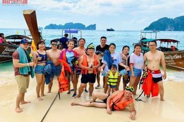 Du lịch Thái Lan khám phá thiên đường biển đảo giá chỉ từ 6,9 triệu đồng