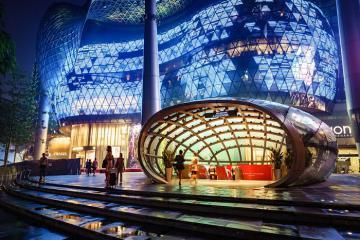 Dạo quanh những thiên đường mua sắm nổi tiếng trên toàn thế giới