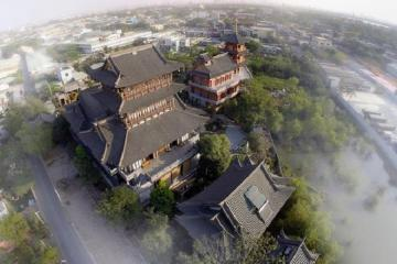 Ngỡ ngàng trước một 'Nhật Bản thu nhỏ' tại Tu viện Khánh An Sài Gòn