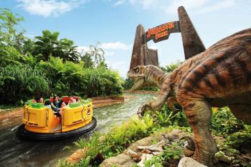 Một ngày càn quét Universal Studio Singapore có gì thú vị?