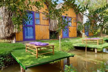 Về Nhà Chú Homestay Tiền Giang - tận hưởng không khí miệt vườn, ăn trái cây thỏa thích giữa 'mùa dịch'