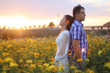 Không chỉ đẹp hoang dại, Kontum còn thơ mộng với hàng loạt vườn hoa rực rỡ sắc màu