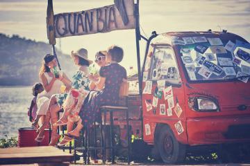 4 chiếc xe bán nước sống ảo ở Việt Nam đang được giới trẻ tích cực 'lăng xê'