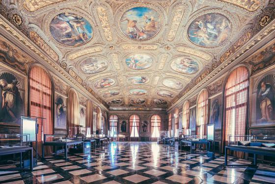 Top những thư viện đẹp nhất châu Âu không chỉ dành cho hội mọt sách