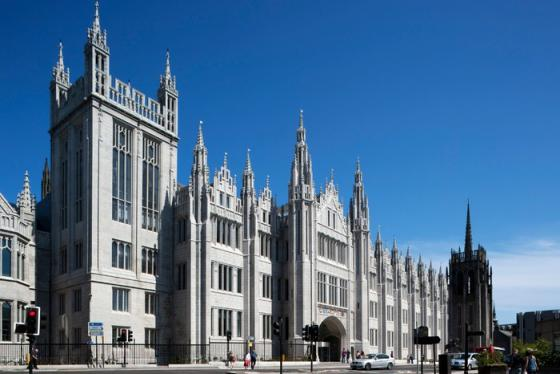 Nét cổ kính và quyến rũ nơi thành phố Aberdeen - viên ngọc quý của Scotland