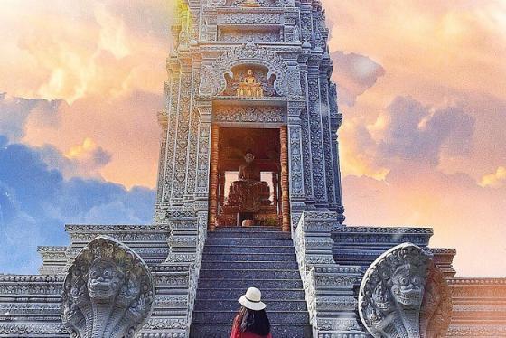 Chẳng cần sang Thái, ngay Sóc Trăng cũng có 5 ngôi chùa tuyệt đẹp