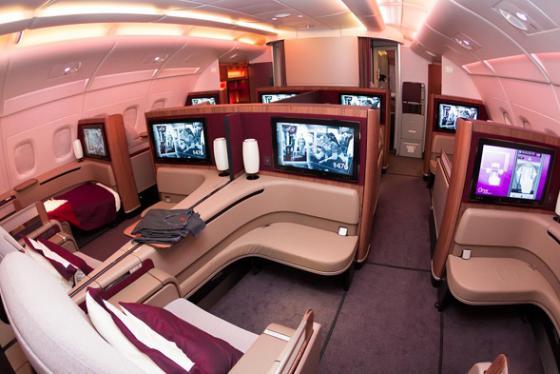 Những chuyến bay đắt nhất hành tinh chỉ dành cho giới siêu giàu: Quản gia riêng, giường 5 sao và champagne tuyệt hảo