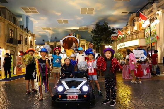 Bỏ túi những điểm vui chơi cho bé siêu quậy khi du lịch Singapore