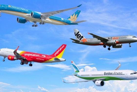 Giá vé máy bay giảm sâu chưa từng có, tuyến Hà Nội - Đà Nẵng chỉ còn từ 39.000 VNĐ