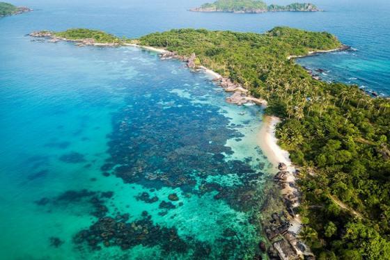 Hòn Gầm Ghì Phú Quốc - hoang đảo đẹp ngỡ ngàng giữa biển Tây