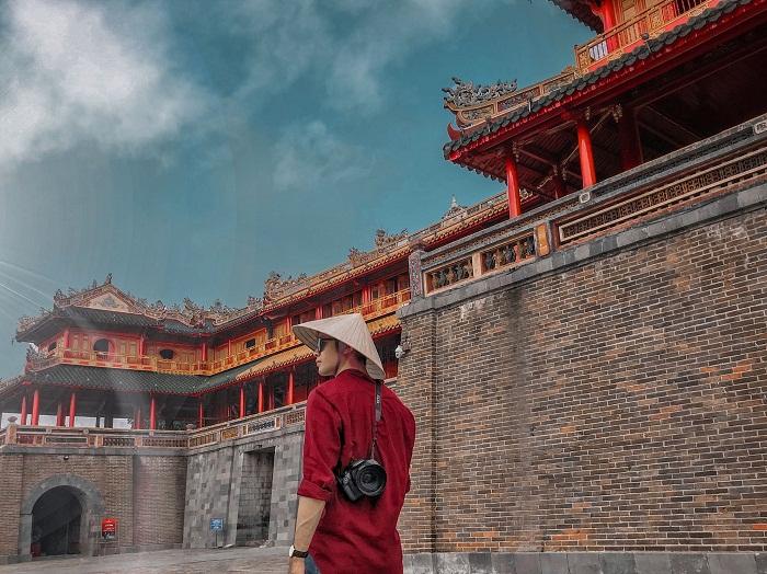công trình cổng độc đáo ở Việt Nam