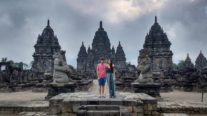 Kham pha Borobudur Indonesia