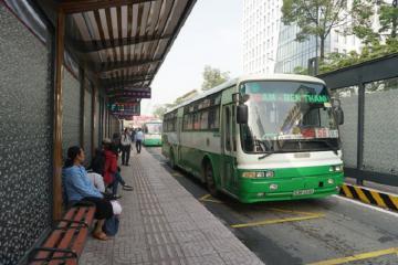 Toàn bộ xe buýt TP HCM ngừng hoạt động từ ngày cá tháng tư để phòng dịch Covid-19