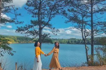 Biển Hồ Pleiku trong veo - điểm đến hot nhất Gia Lai mùa hè này