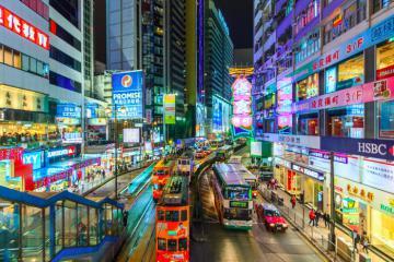 Du lịch Hồng Kông không chỉ có shopping
