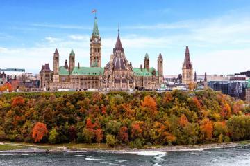 Khám phá Ottawa - thành phố 'làm hết sức chơi hết mình' của Canada