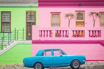 Du lịch Cape Town Nam Phi - điểm phải đến cho những tâm hồn trường phái ấn tượng