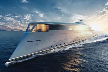 Cận cảnh siêu du thuyền Aqua trị giá 650 triệu USD - 'đứa con hụt' của Bill Gates