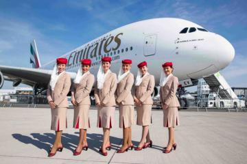 Ưu đãi giá vé đặc biệt từ Hãng hàng không Emirates