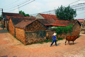 Một ngày tìm về 'cổ trấn bị lãng quên' ở làng cổ Đường Lâm, Hà Nội