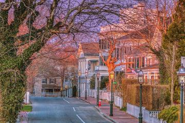 Những thị trấn đẹp như tranh vẽ vùng New England nước Mỹ là nơi hoàn hảo cho kỳ nghỉ hè