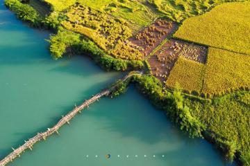 Chinh phục nét kiêu hùng của dòng Quây Sơn nơi biên cương Trùng Khánh