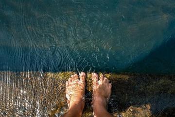 Khám phá Hang Rái, đừng vội bỏ qua dòng suối Lồ Ô trong veo, mát lành