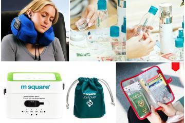 Những vật dụng không thể thiếu cho một chuyến du lịch nước ngoài, bạn đã có đủ chưa?