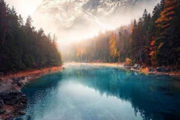 Thế giới đẹp ảo diệu được nhiếp ảnh gia ghi lại qua các chuyến du lịch