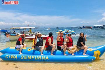 4 ngày du hí thiên đường Bali chưa đến 9 triệu đồng