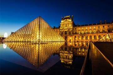 Tạm đóng cửa bảo tàng Louvre - Pháp nhằm ngăn chặn Covid-19 lây lan