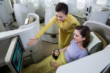 Vietnam Airlines ngừng dịch vụ phòng chờ thương gia, hoàn tiền vé cho khách bị hủy chuyến bay